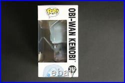 Star Wars Celebration Funko Master Collector Exclusive Obi Wan Kenobi 392