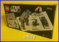 Star Wars Celebration LEGO 75244 Tantive IV Signed + Hoth Set 40333 & NYC Tote