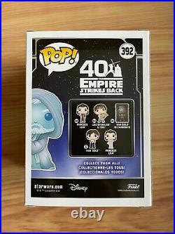 Star Wars Celebration Obi-Wan Kenobi Glow GITD #392 Funko Pop 1/3000 + GRAIL