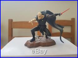 Star Wars Celebration Statue Rare / Sideshow