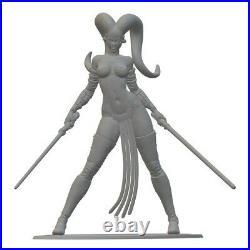 Star Wars Darth Talon Figurine 3D Printed Garage kit
