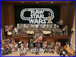 Star Wars FORCE PACK LIMITED EXCLUSIVE Medal-Vader Mask-Gauntlet + BONUS ITEM