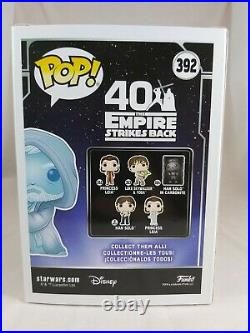 Star Wars Funko Pop Obi-Wan Kenobi (Glow) Celebration Exclusive No. 392
