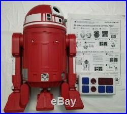 Star Wars Galaxy Edge R2 Droid Red Free Shipping