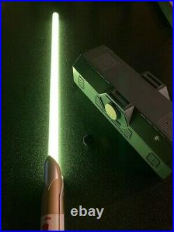 Star Wars Galaxy's Edge Jedi Temple Guard Legacy Lightsaber