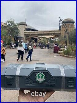 Star Wars Galaxy's Edge Luke Skywalker Legacy Lightsaber Disney Parks