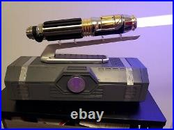 Star Wars Galaxys Edge Mace Windu Legacy Lightsaber Hilt Only