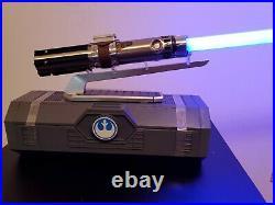 Star Wars Galaxys Edge Rey Skywalker Reforged Legacy Lightsaber Hilt Only