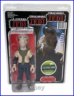 Star Wars Gentle Giant Jumbo 12 Yak Face Celebration Excl Action Figure Kenner
