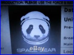 Star Wars Last Jedi Cast Crew Space Bear Hat ILM + Free Celebration Movie Promo