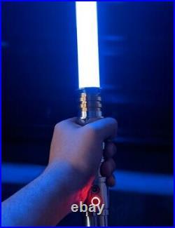 Star Wars Lightsaber Darth Revan Replica Force FX Heavy Dueling Metal Handle