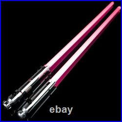 Star Wars Lightsaber Force FX Ahsoka Tano Clone Wars Dueling Metal Handle RGB