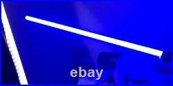 Star Wars Lightsaber Replica Force FX Obi-wan Neo Pixel LED Blade Proffie v2.2