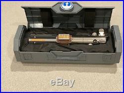 Star Wars Lightsaber Rey Reforged Skywalker Legacy Lightsaber Hilt New Rare