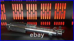 Star Wars Lightsaber Ultimate Master Fx Luke Light Saber Esb Full Sound