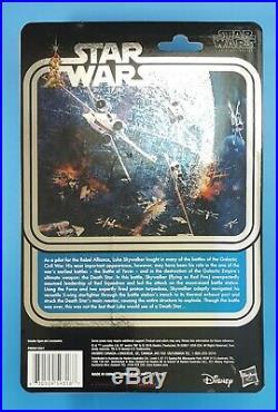 Star Wars Luke Skywalker 40th Anniversary 6 Black Series Celebration Exclusive