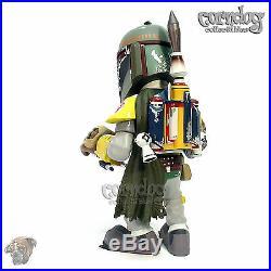 Star Wars Medicom VCD Boba Fett Figure Vinyl Collectible Doll Celebration V 2010