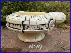 Star Wars Millennium Falcon Han Solo Disney SOLD OUT Geeki Tiki Mug Bowl IN HAND