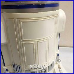 Star Wars R2-D2 WASTEBASKET R2-D2WB-06 Heart Art Collection Japan