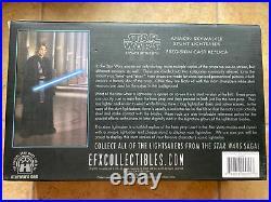 Star Wars Revenge Of The Sith Anakin Skywalker Stunt Lightsaber EFX Hilt 11