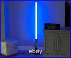 Star Wars Standing Lamp Luke Skywalker Lightsaber Giant Death Yoda Light Brand