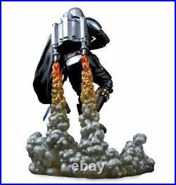 Star Wars Statue The Mandalorian Disney First Gallery Toy Diorama Diamond