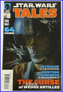 Star Wars Tales 23 Photo Cover FN Condition 1st Darth Revan & Darth Malak
