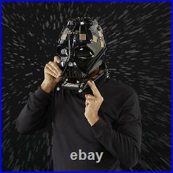 Star Wars The Black Series Darth Vader Premium Electronic Helmet Exclusive Mask