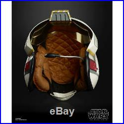 Star Wars The Black Series Prop Replica Luke Skywalker Electronic Helmet