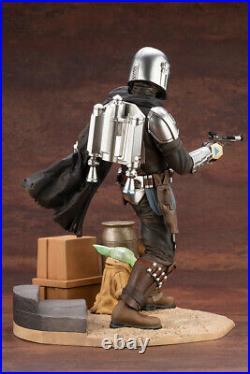 Star Wars The Mandalorian 17 Scale Statue The Child Grogu Presell 10/27/21
