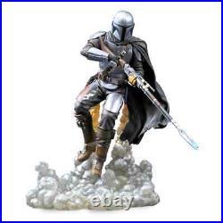 Star Wars The Mandalorian Statue Disney First Gallery Diorama Diamond Select Toy