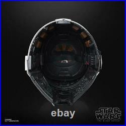 Star Wars The Mandalorian The Mandalorian The Black Series Helmet (PREORDER)