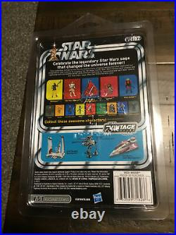 Star Wars Vintage Collection Ahsoka Tano VC102 Ashley Eckstein signed Unpunched