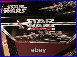 Star Wars Vintage Collection Luke Skywalkers Red X-Wing Fighter Vehicle