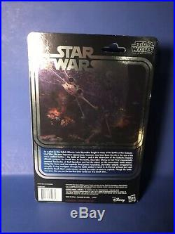 Star wars black series celebration Exclusive X-wing Luke Skywalker