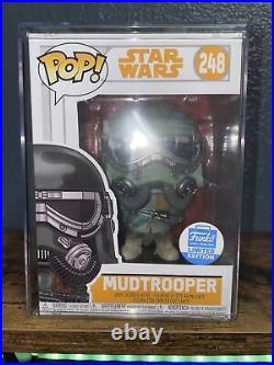 Star wars funko pop trooper lot