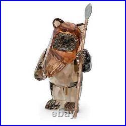 Swarovski Ewok Wicket Star Wars 5591309 Brown