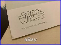 The Captive Craig Drake Star Wars Celebration Art Print Poster Leia Skywalker LE
