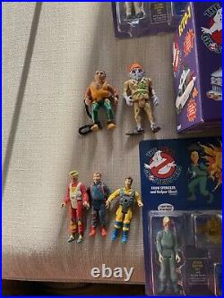 The Real Ghostbusters Kenner Classics Ecto-1 Retro And Vintage Figures