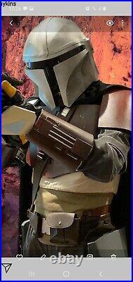 The mandalorian style eva foam armour costume cosplay star wars pack 1