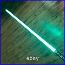 US Star Wars 2-in-1 FX Dual Saber Lightsaber 16 Colors Sound Effect Kids Toy