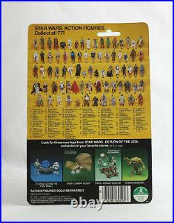 VINTAGE STAR WARS MOC Emperors Royal Guard 1984 Return of the Jedi ROTJ Kenner