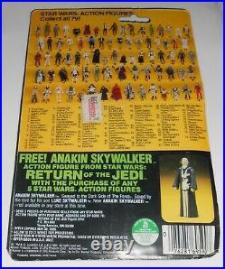 Vintage 1984 Kenner STAR WARS TEEBO ROTJ MOC