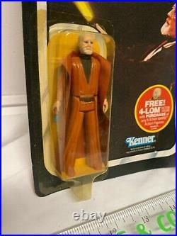 Vintage Kenner Star Wars Empire Strikes Back Ben Obi-Wan Kenobi Sealed 47-Back