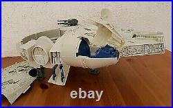 Vtg 80s STAR WARS Lili Ledy MIB Variant Millennium Falcon Nostalgist Toy MEX