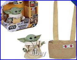 WITH BAG ### Star Wars The Child Animatronic Baby Yoda Edition The Mandalorian